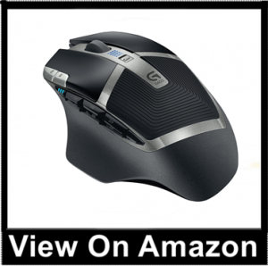 logitech best wireless gaming mouse under 50