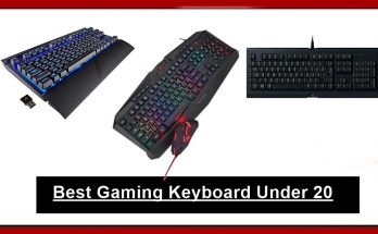 Best Gaming Keyboard Under 20