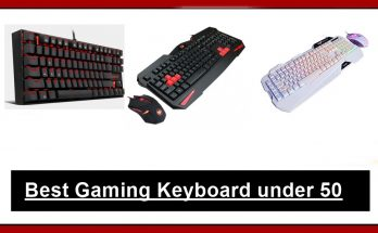 gaming keyboard under 50